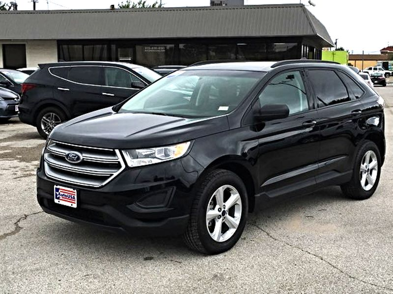 2017 Ford Edge Se Ecoboost Irving Texas Auto Usa