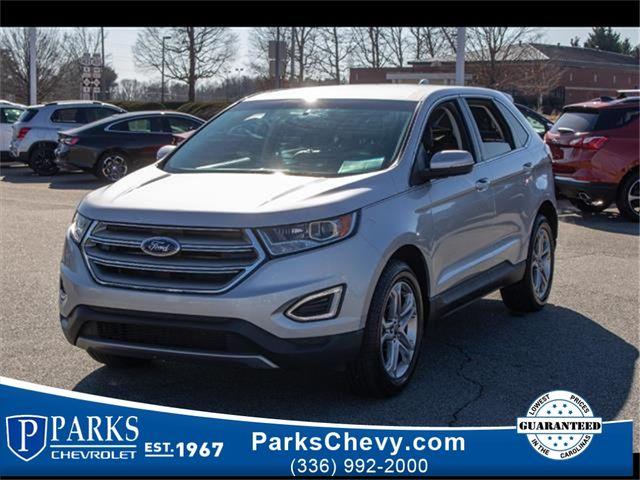 2017 Ford Edge Titanium in Kernersville, NC 27284