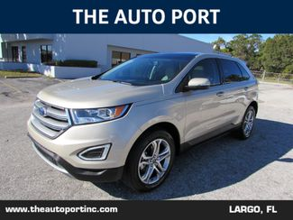 2017 Ford Edge Titanium W/NAVI in Largo, Florida 33773