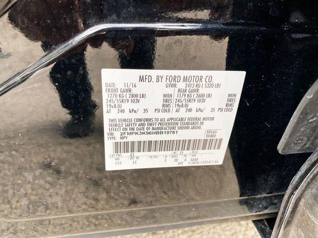 2017 Ford Edge Titanium Madison, NC 40