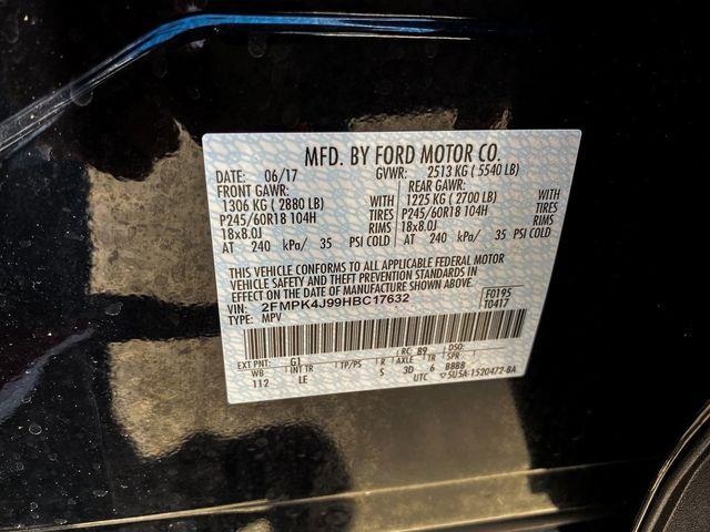 2017 Ford Edge SEL Madison, NC 35