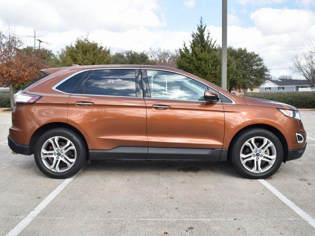 2017 Ford Edge Titanium in McKinney, Texas 75070