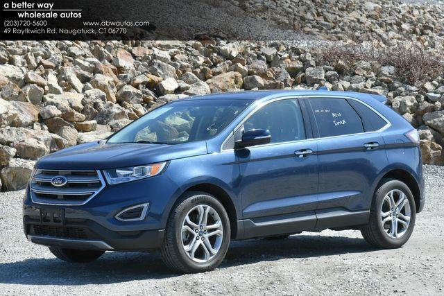 2017 Ford Edge Titanium Naugatuck, Connecticut