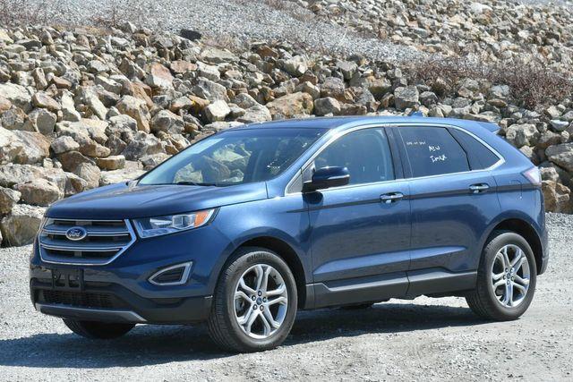 2017 Ford Edge Titanium Naugatuck, Connecticut 2