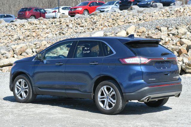 2017 Ford Edge Titanium Naugatuck, Connecticut 4