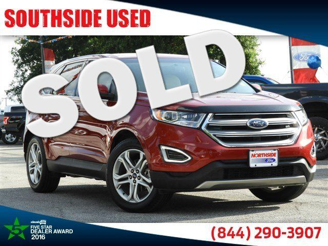 2017 Ford Edge in San Antonio TX