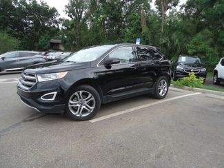 2017 Ford Edge Titanium SEFFNER, Florida 5