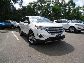 2017 Ford Edge Titanium SEFFNER, Florida 9