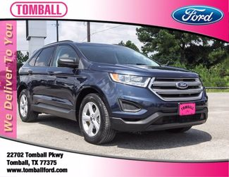 2017 Ford Edge SE in Tomball, TX 77375