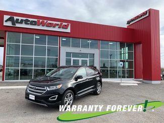 2017 Ford Edge Titanium in Uvalde, TX 78801