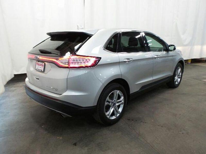 2017 Ford Edge Titanium  in Victoria, MN