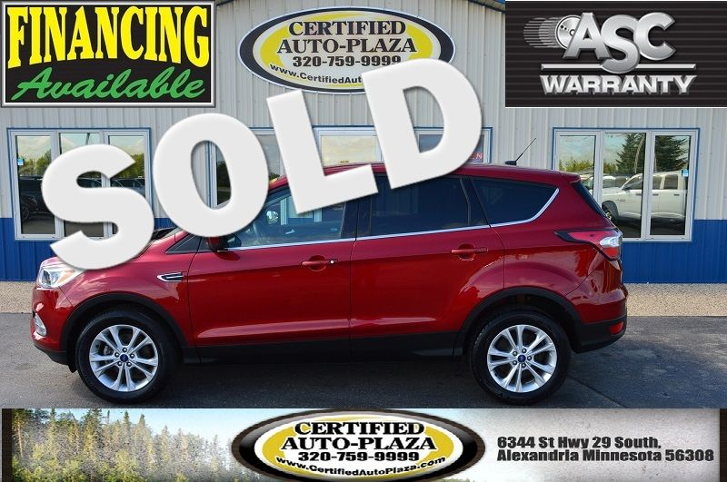 2017 Ford Escape SE in Alexandria Minnesota