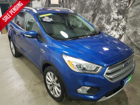 2017 Ford Escape AWD Titanium in Dickinson, ND