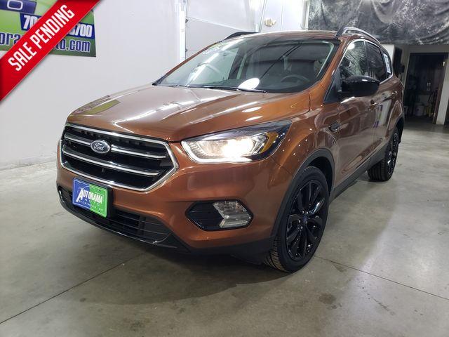 2017 Ford Escape AWD SE Warranty