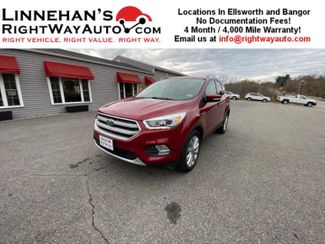 2017 Ford Escape Titanium in Bangor, ME 04401