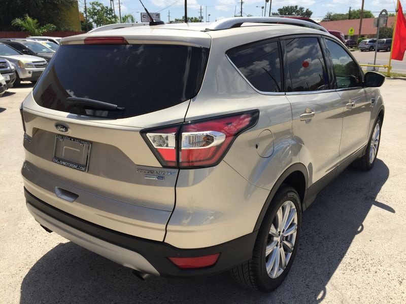 2017 Ford Escape Titanium  Brownsville TX  English Motors  in Brownsville, TX