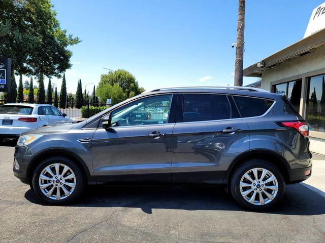 2017 Ford Escape AWD Titanium in Campbell, CA 95008