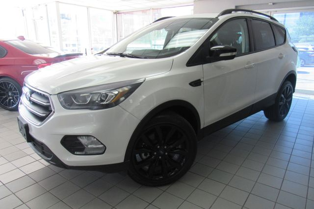 2017 Ford Escape Titanium W/ NAVIGATION SYSTEM/BACK UP CAM Chicago, Illinois 2