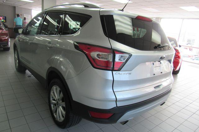 2017 Ford Escape Titanium W/ BACK UP CAM Chicago, Illinois 5
