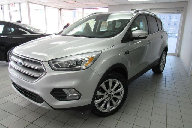 2017 Ford Escape Titanium W/ NAVIGATION SYSTEM/ BACK UP CAM Chicago, Illinois 2