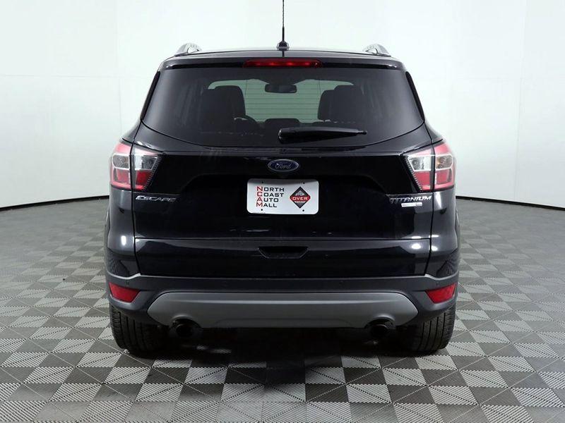 2017 Ford Escape Titanium  city Ohio  North Coast Auto Mall of Cleveland  in Cleveland, Ohio