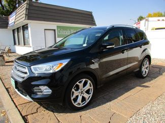 2017 Ford Escape Titanium in Fort Collins, CO 80524