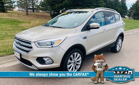 2017 Ford Escape 4d SUV FWD Titanium in Great Falls, MT