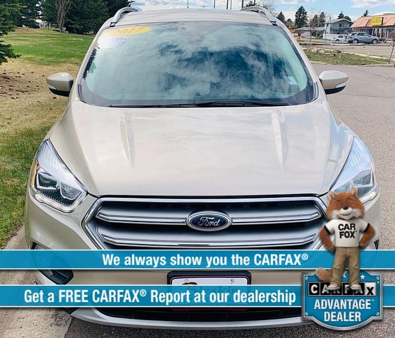 2017 Ford Escape 4d SUV FWD Titanium  city MT  Bleskin Motor Company   in Great Falls, MT