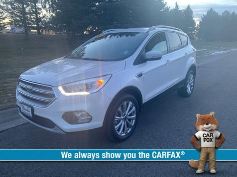 2017 Ford Escape Titanium in Great Falls, MT