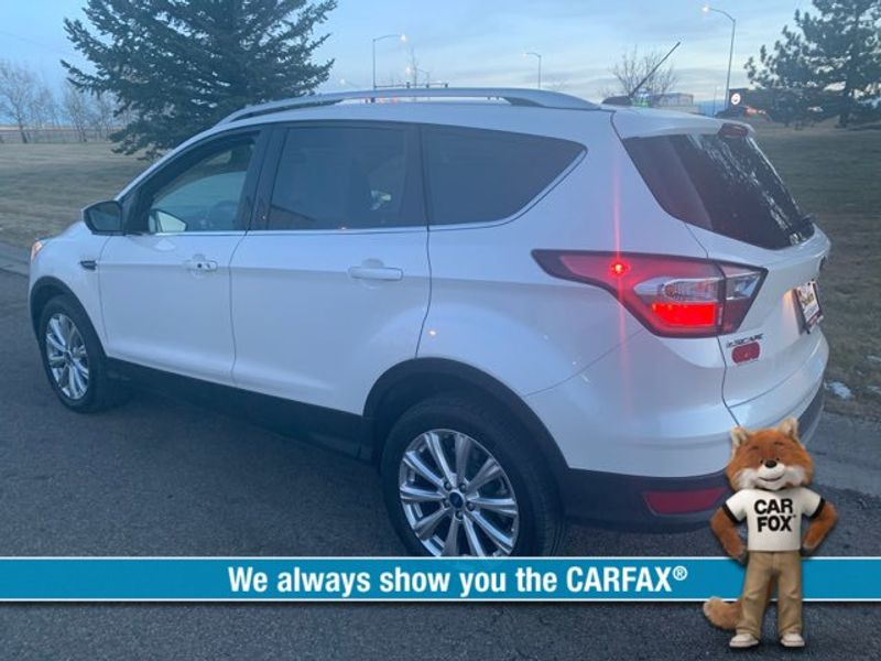 2017 Ford Escape Titanium  city MT  Bleskin Motor Company   in Great Falls, MT