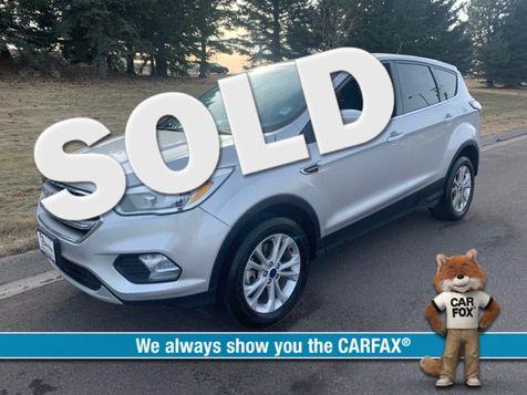 2017 Ford Escape SE in Great Falls, MT