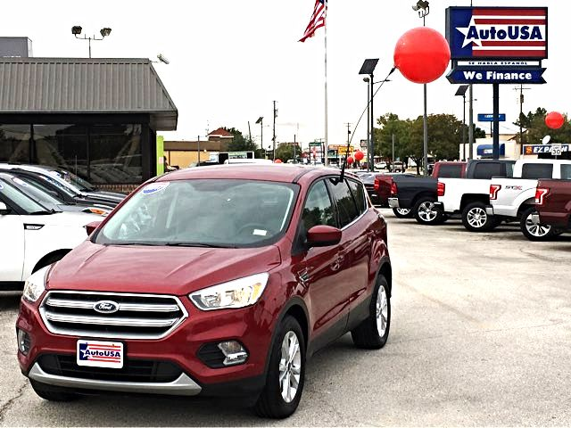 2017 Ford Escape in Irving Texas