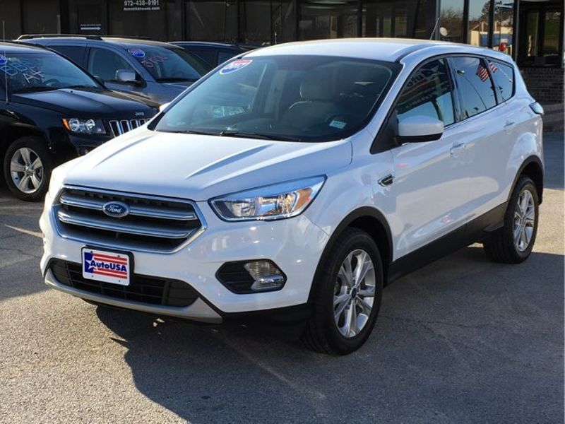 2017 Ford Escape Se Camera Irving Texas Auto Usa
