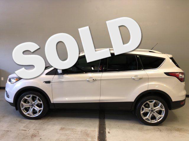 2017 Ford Escape Titanium 401A