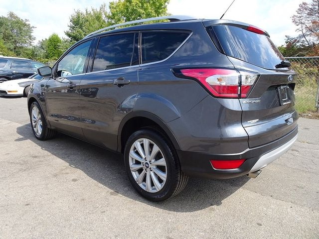 2017 Ford Escape Titanium Madison, NC 4