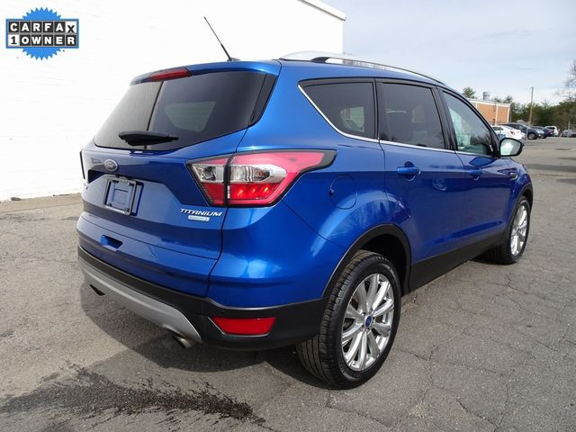 2017 Ford Escape Titanium Madison, NC 1