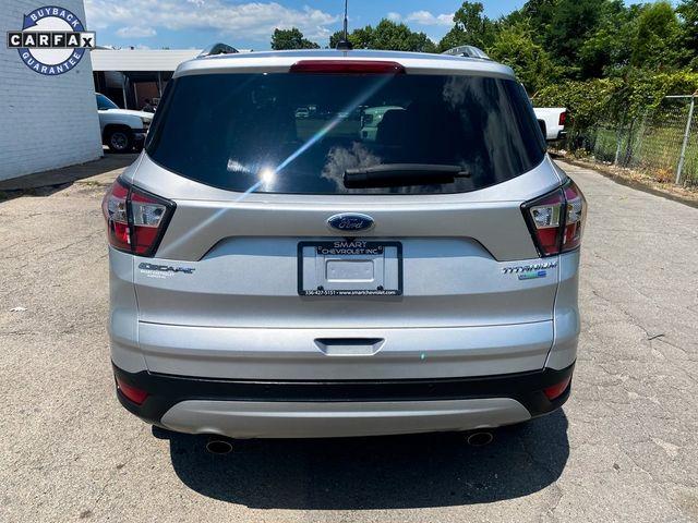 2017 Ford Escape Titanium Madison, NC 2