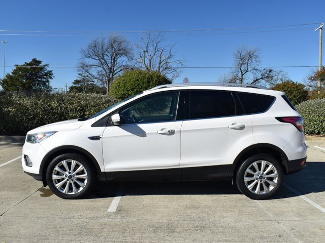 2017 Ford Escape Titanium in McKinney, Texas 75070