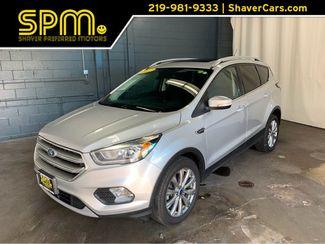 2017 Ford Escape Titanium in Merrillville, IN 46410