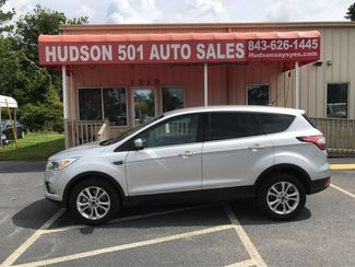 2017 Ford Escape in Myrtle Beach South Carolina