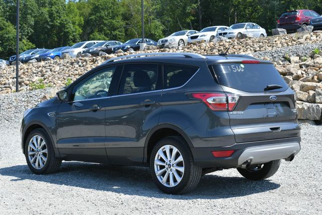 2017 Ford Escape Titanium Naugatuck, Connecticut 2