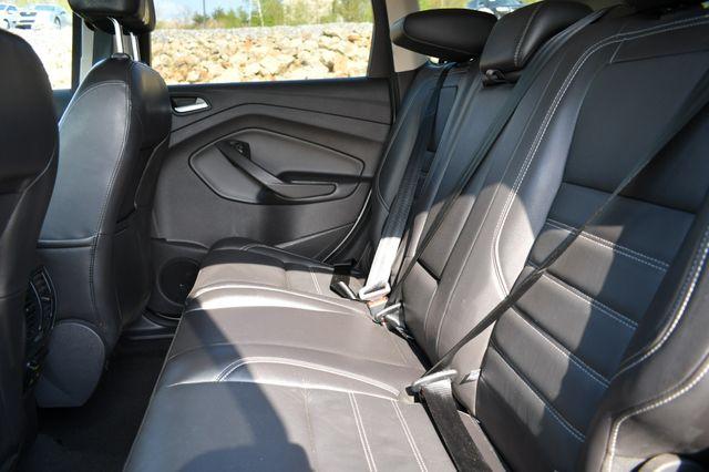 2017 Ford Escape Titanium Naugatuck, Connecticut 12