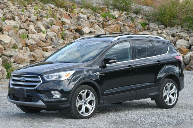 2017 Ford Escape Titanium Naugatuck, Connecticut