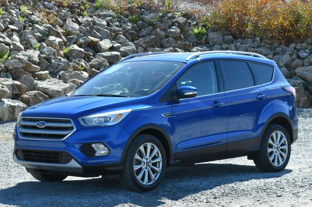 2017 Ford Escape Titanium Naugatuck, Connecticut 0
