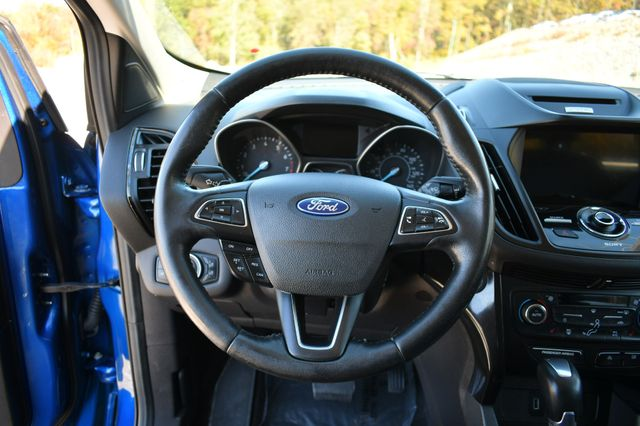 2017 Ford Escape Titanium Naugatuck, Connecticut 21