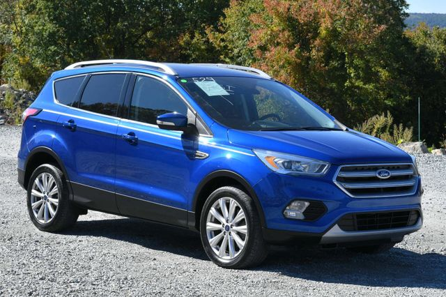 2017 Ford Escape Titanium Naugatuck, Connecticut 6