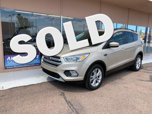 2017 Ford Escape SE 5 YEAR/60,000 MILE FACTORY POWERTRAIN WARRANTY Mesa, Arizona