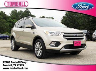 2017 Ford Escape Titanium in Tomball, TX 77375
