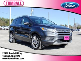 2017 Ford Escape Titanium in Tomball, TX 77375
