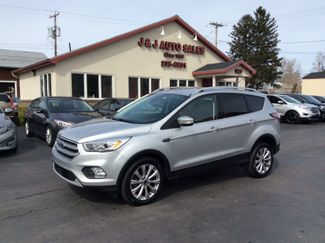 2017 Ford Escape Titanium in Troy, NY 12182